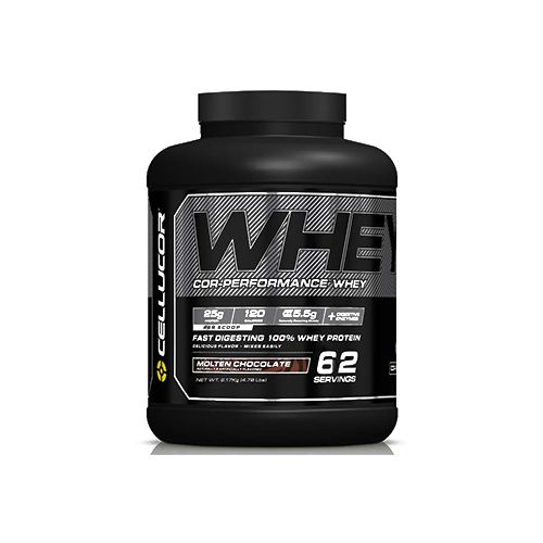 Cellucor Cor Performance Whey - 25G Protein Gen 4, Molten Chocolate, 5 lbs