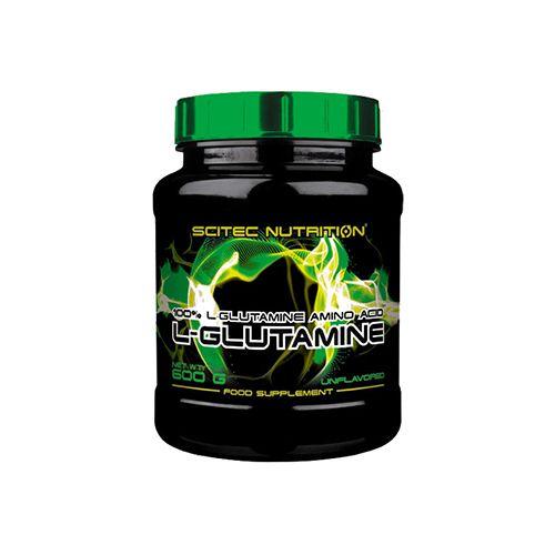 SCITEC L - Glutamine - Unflavoured, 600 g