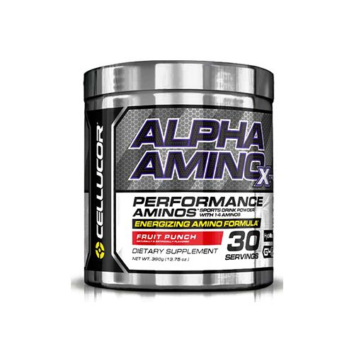 Cellucor Alpha Amino Xtreme - Fruit Punch, 30 servings