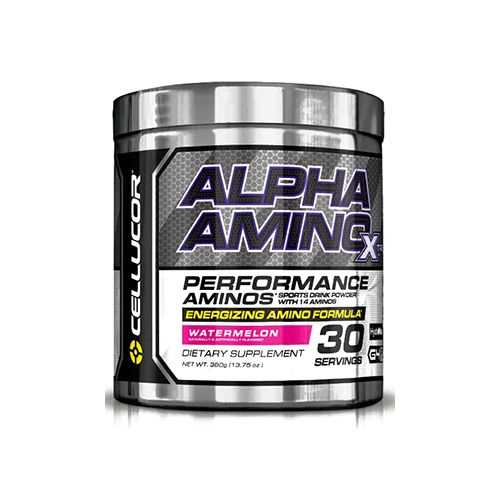 Cellucor Alpha Amino Xtreme - Water Melon, 30 servings