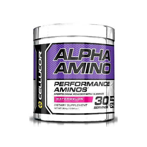 Cellucor Alpha Amino - Water Melon, 30 servings