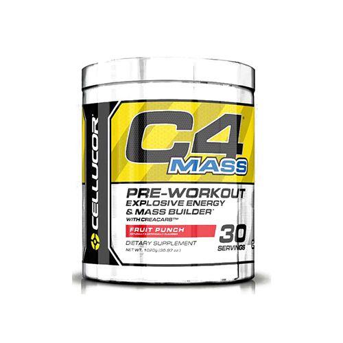 Cellucor C4 Mass - Fruit Punch, 30 servings
