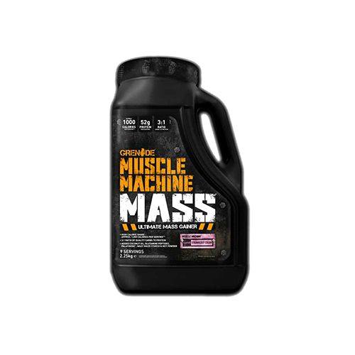 Grenade Muscle Machine Mass - Straw Jerry, 5 lbs