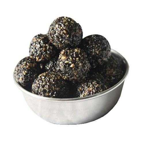 Avarya Sweets - Black Til Laddu, 200 g
