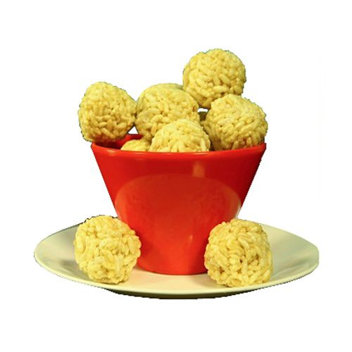 Avarya Sweets - Kurmura Laddu, 400 g