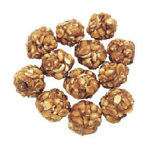 Delicious sweets and dryfruits Sweets - Peanut Laddu, 400 g