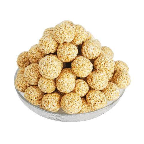 Jain Biscuit Centre Sweets - Til Laddu, 400 gm
