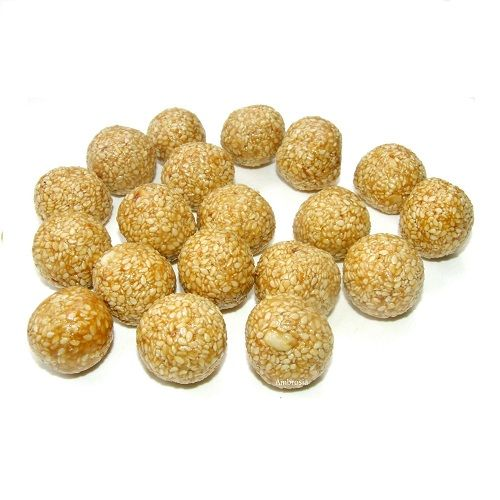 vijay store Sweets - Rose Till Ladoo, 250 g