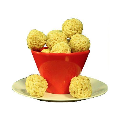 Neelkanth Sweets N dryfruits  Sweets - Kurmura Laddu, 400 gm