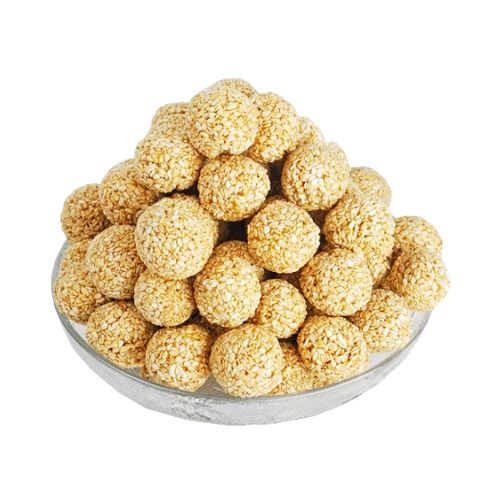 New Manpasand Sweets Sweets - Til Laddu, 400 gm