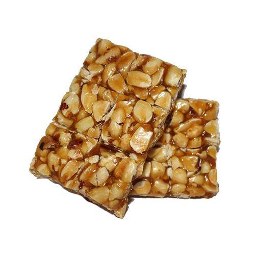 Avarya Sweets - Peanut Chikki Slab, 400 g