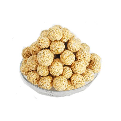 Punjabi Chandu Halwai Sweets - Til Laddu, 250 g Box