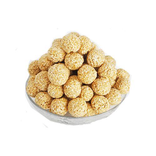 Punjabi Chandu Halwai Sweets - Til Laddu, 1 kg Box