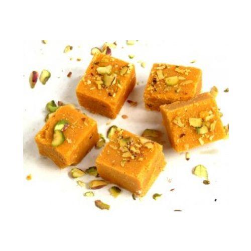 Punjabi Chandu Halwai Sweets - Special Mohan Thal, 500 g Box