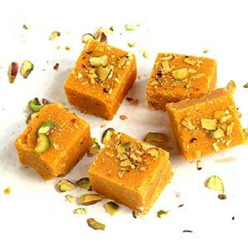 Punjabi Chandu Halwai Special Sweets - Mohan Thal, 250 g Box