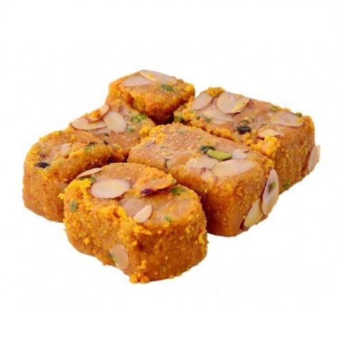 rashmi sweets Sweets - Mohan Thal, 250 g
