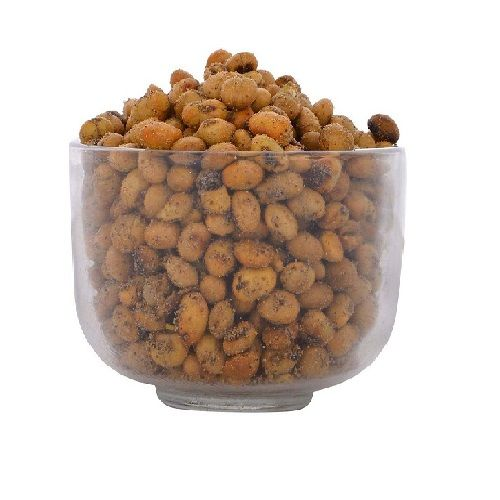 Avarya sweets Snacks - Roasted Soya Bean Salted, 400 g