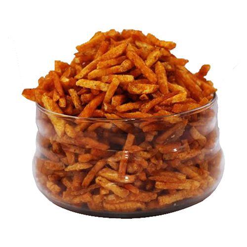 Avarya sweets Snacks - Aloo Lachha Lalmirchi, 400 g