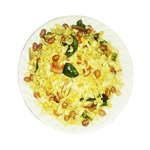 Avarya sweets Snacks - Roasted Wheat Basmati Chivda, 400 g