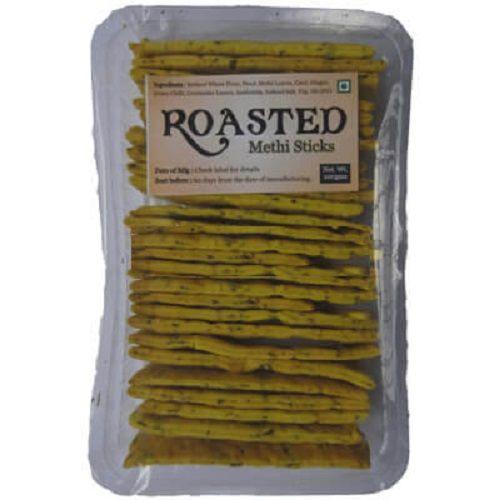 Avarya sweets Roasted Methi Sticks, 200 g