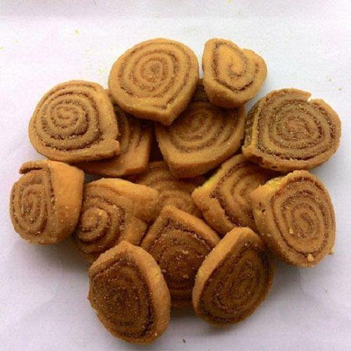 Avarya sweets Snacks - Baked Bhakar Vadi, 400 g