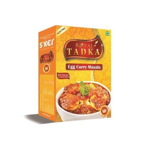 Royal Tadka Masala - Egg Curry, 250 g Box