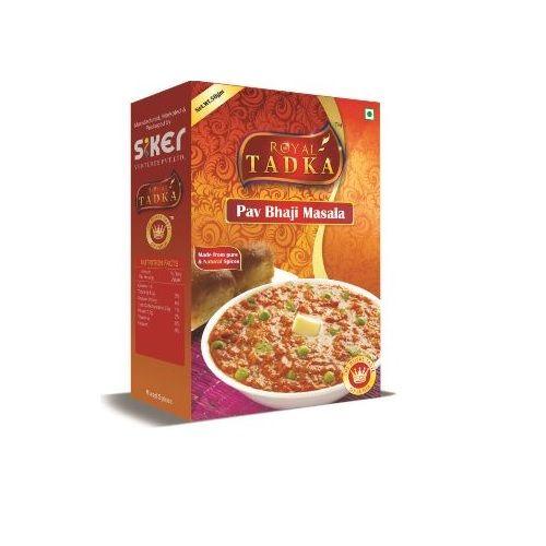 Royal Tadka Masala - Pav Bhaji, 250 g Box