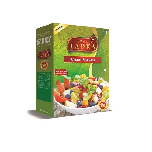 Royal Tadka Masala - Chat, 250 gm Box