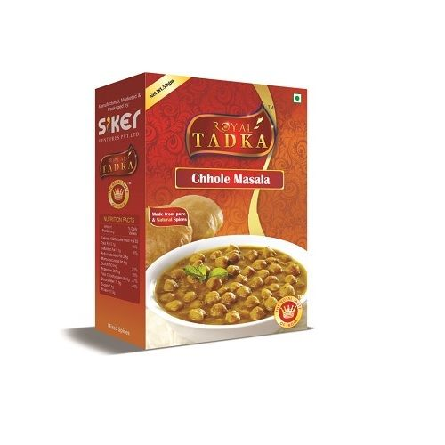 Royal Tadka Masala - Chole, 250 g Box