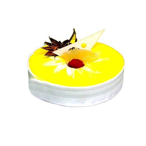 Olives & Oregano Fresh Cake - Pineapple, 500 g Box