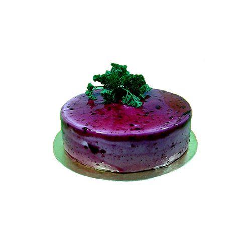 Olives & Oregano Fresh Cake - Blueberry, 500 gm Box