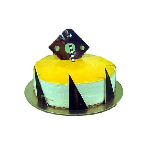 Olives & Oregano Cheese Cake - Mango, 500 gm Box