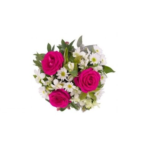 Buy Blooms Only Flower Bouquet Beautiful Red Rose Bouquet Online