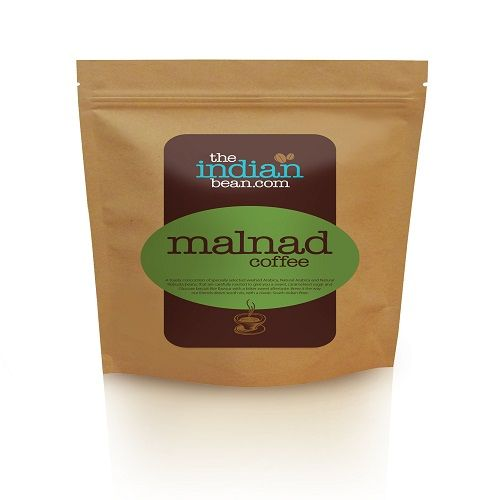 The Indian Bean.Com Coffee - Malnad, 250 g Plastic/Paper