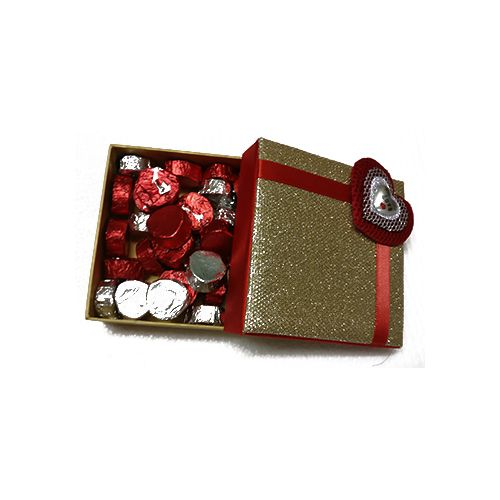 Klassiq Chocolates Chocolate - Plain, Golden Box, 300 g