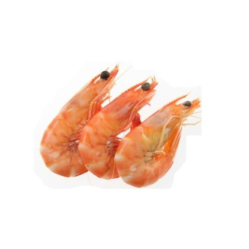Seavoods Fish Point Prawns - Medium Peeled, 500 g Tray