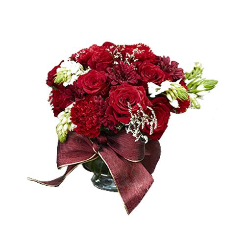 House Of Flowers by Marry Me Flower Bouquet - Fleurs De Vin, 1 pc