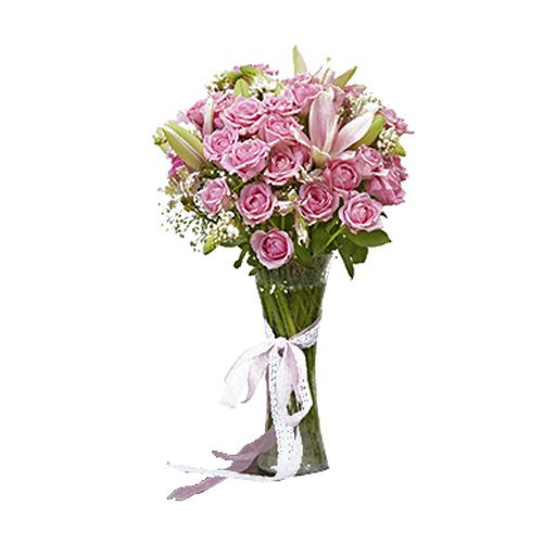 House Of Flowers by Marry Me Flower Bouquet - Love Me Tender, 1 pc