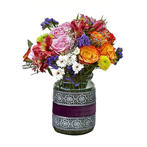 House Of Flowers by Marry Me Flower Bouquet - Maggie Mae, 1 pc