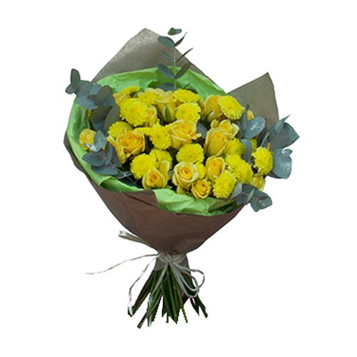 House Of Flowers by Marry Me Flower Bouquet - From Me To You, 1 pc