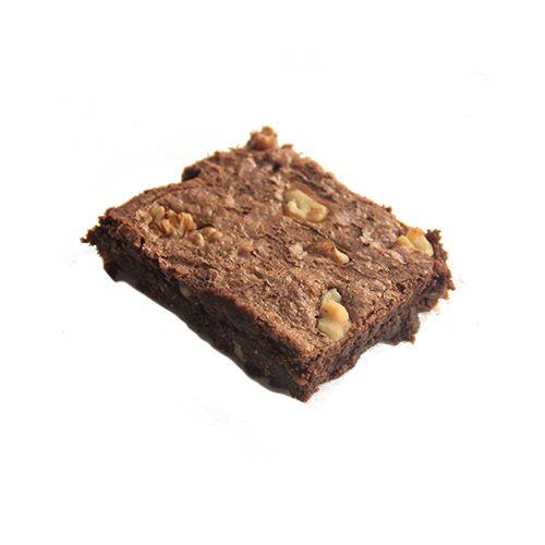 Theobroma Walnut Brownie, Eggless, 1 pc