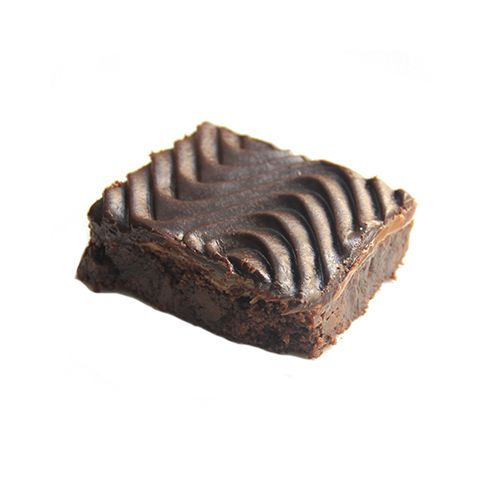 Theobroma Millionare Brownie, Eggless, 1 pc