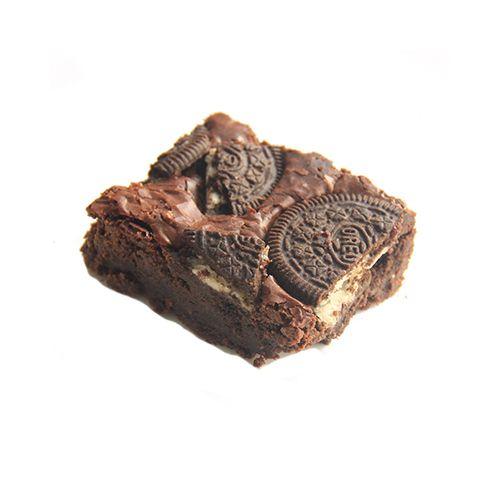 Theobroma Oreo Brownie, 1 pc
