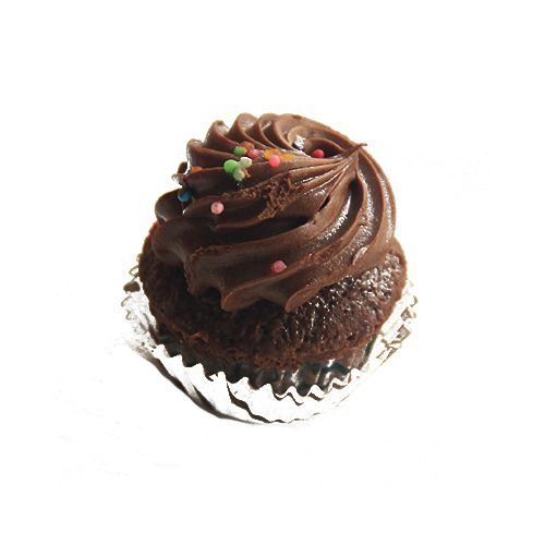Theobroma Cup Cake - Chocolate Mini, 3 pcs