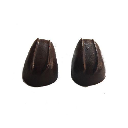 Theobroma Dark Chocolate Ganache, Eggless, 4 pcs
