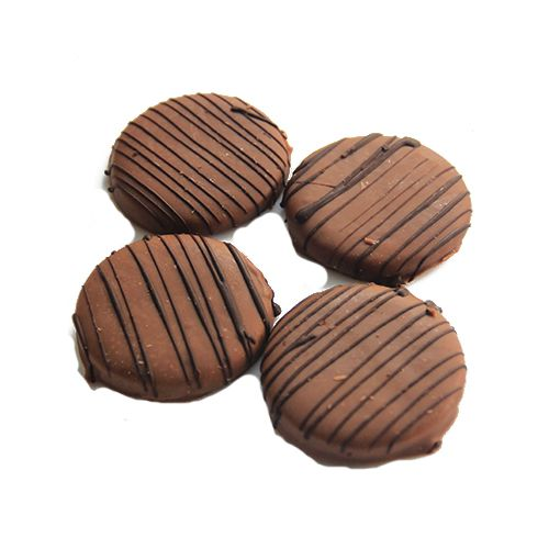 Theobroma Milk Coated Biscuits, Eggless, 5 pcs