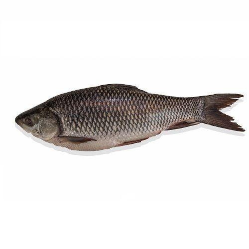 FISH O Meat Fish - Rohu, 500 gm