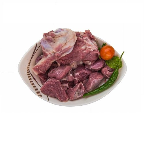 FISH O Meat Mutton - Currycut, 500 g
