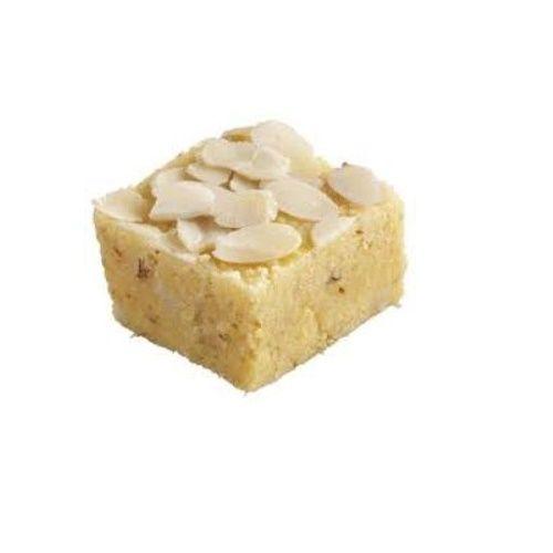 Cashew House - The Mithaiwala Sweets - Milk Badam Burfi, 500 g