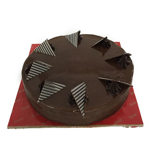 Birdy's Bakery & Patisserie Fresh Cake - Chocolate Truffle, Eggless, 10 kg BOX